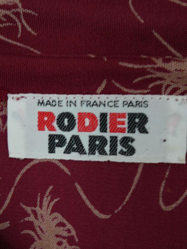 RODIER PARIS