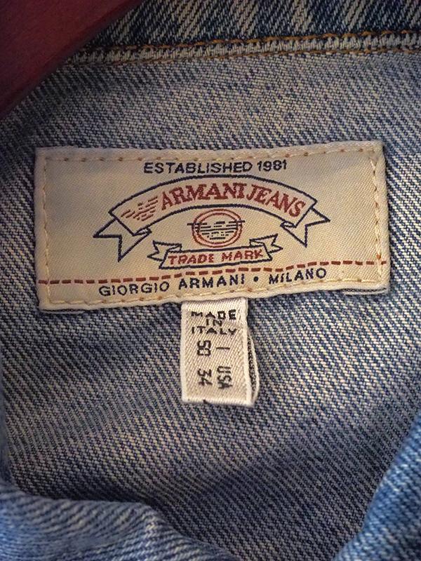 80s Armani