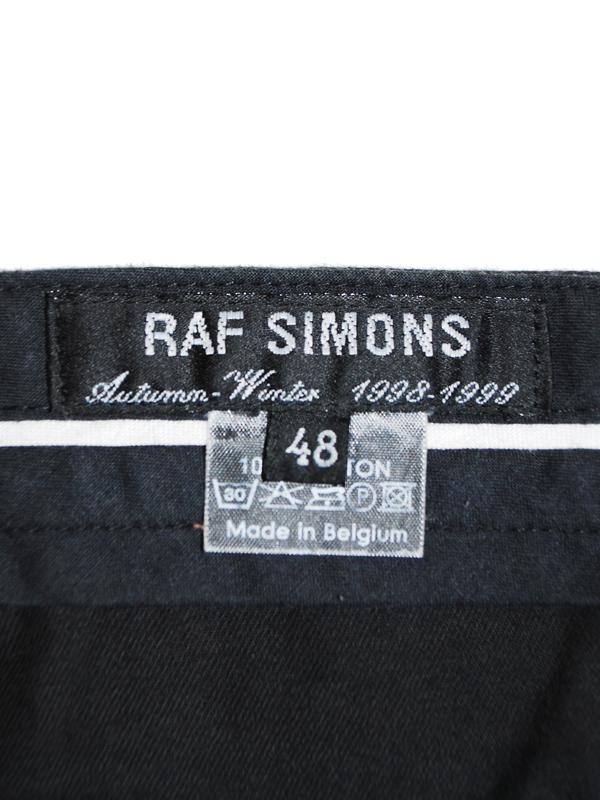 Raf Simons 1998 AW