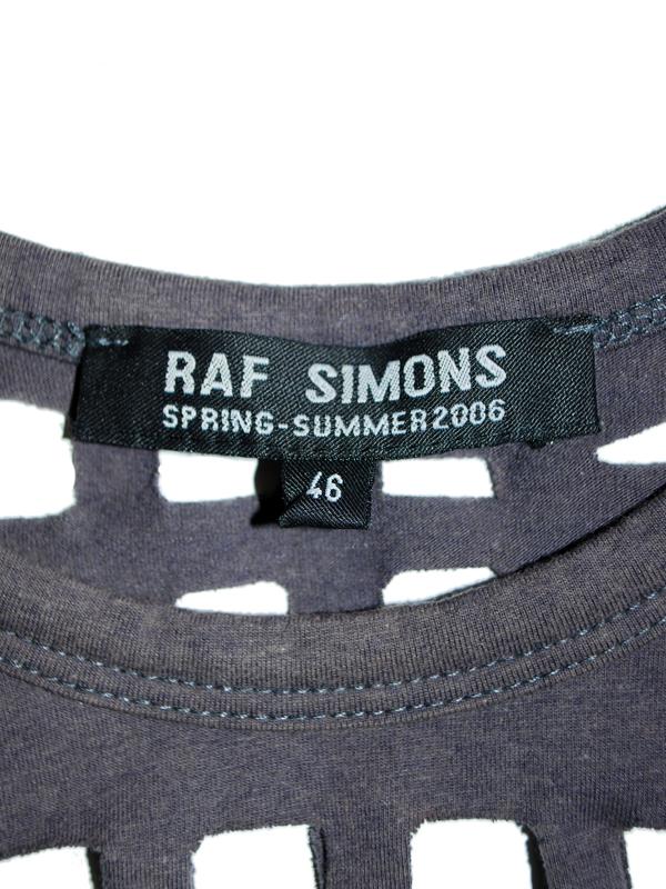 Raf Simons 2006 SS