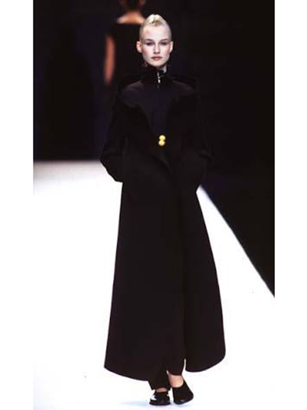 Yohji Yamamoto FEMME 1996 AW