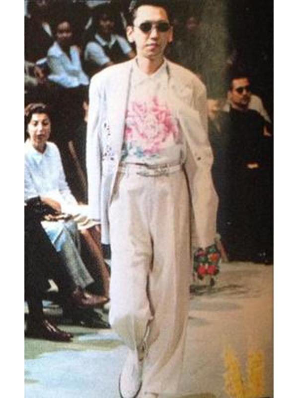 Yohji Yamamoto POUR HOMME 1996 SS