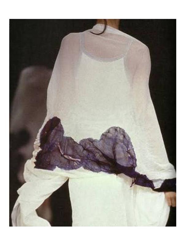 YOHJI YAMAMOTO femme 1995 SS