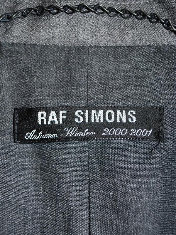 RAF SIMONS 2000 AW