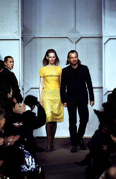 Helmut Lang 1996 AW