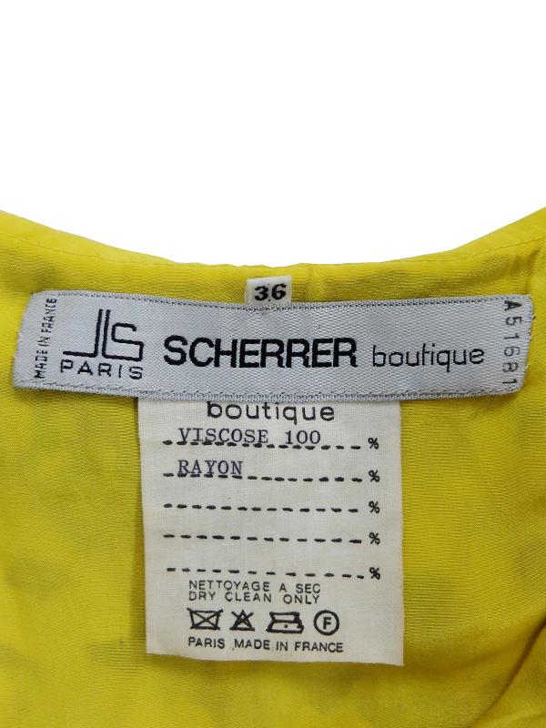 Jean Louis Scherrer