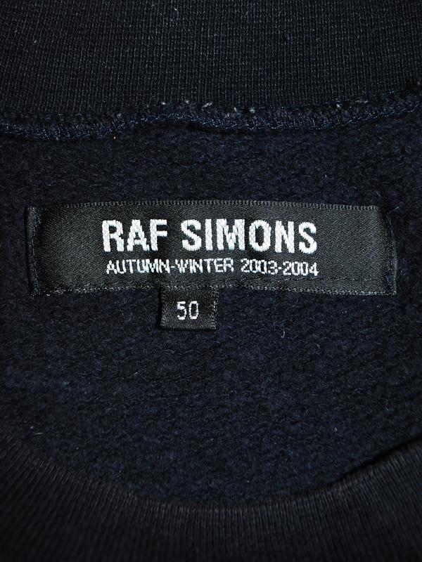 RAF SIMONS 2003 AW