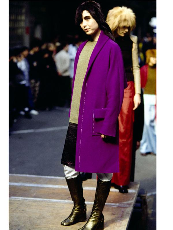 MAISON MARTIN MARGIELA 1997 AW