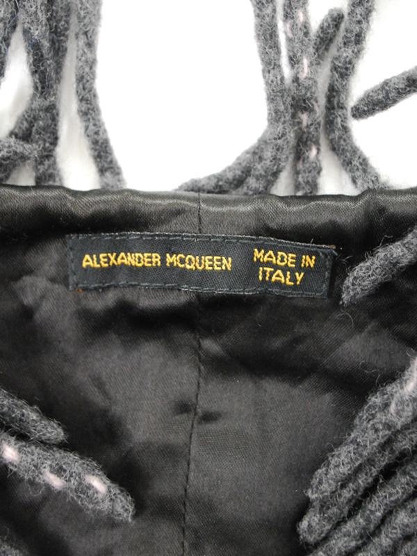 Alexander McQUEEN 1999 AW