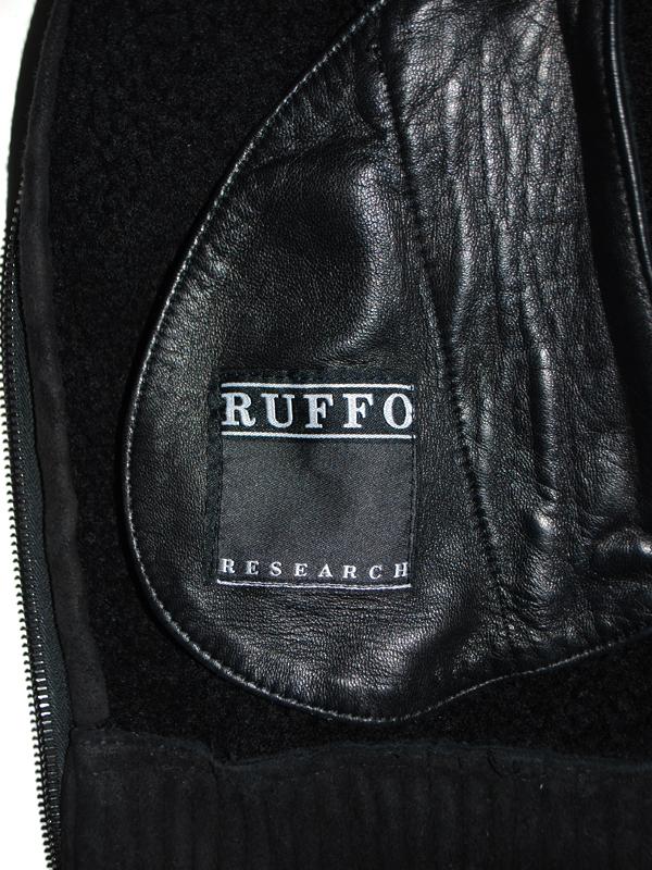 Ruffo Research 1999 AW