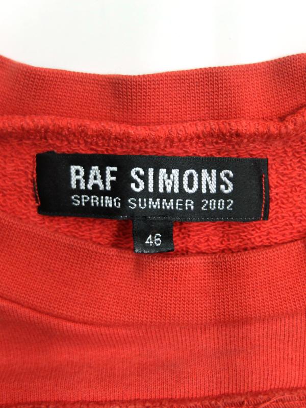 RAF SIMONS 2002 SS