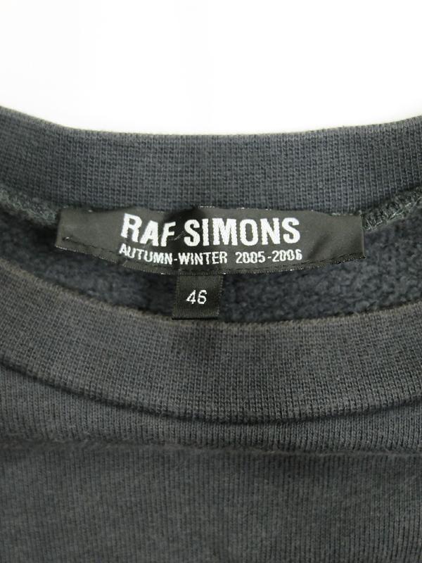 RAF SIMONS 2005 AW