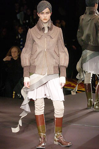 UNDER COVER 2005 AW