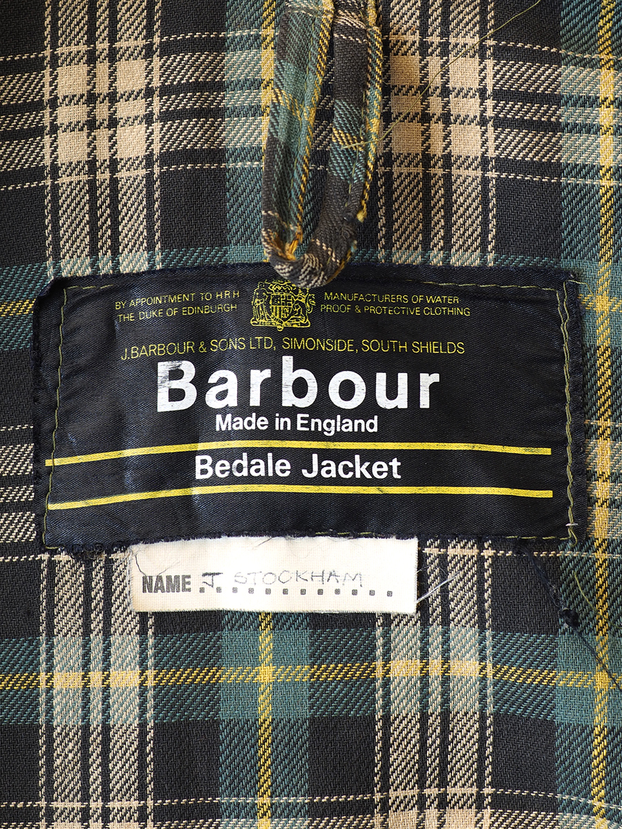 mid70s Barbour