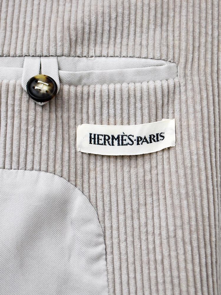 HERMES by Martin Margiela 2002 AW