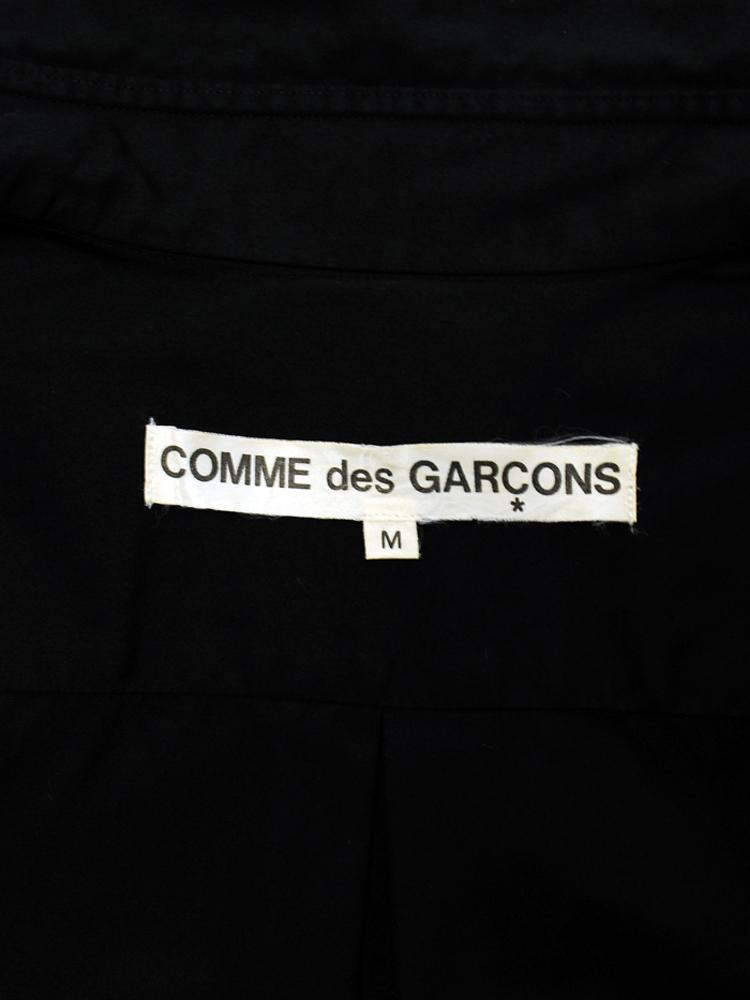COMME des GARCONS AD1995