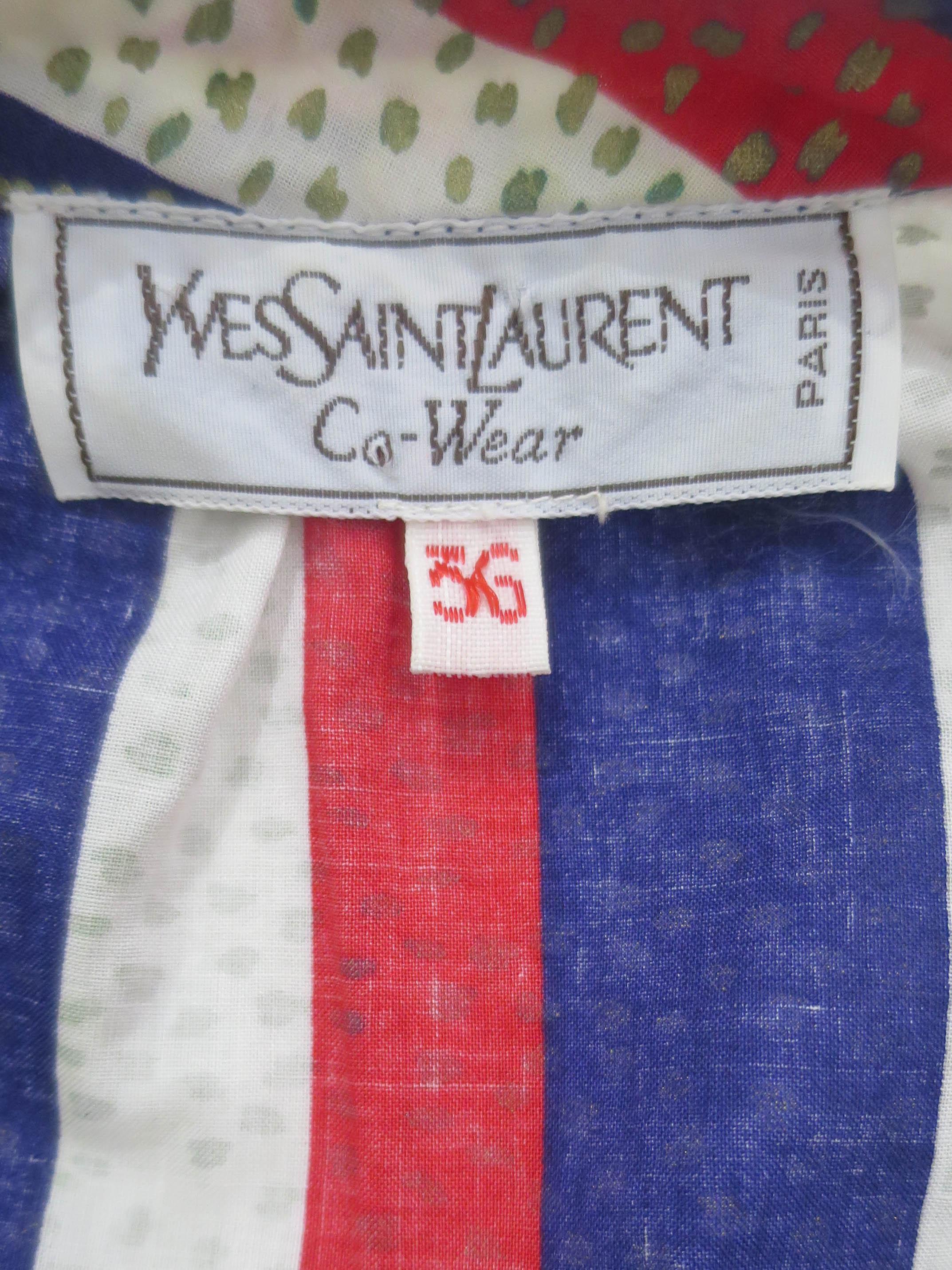1980s Yves Saint Laurent