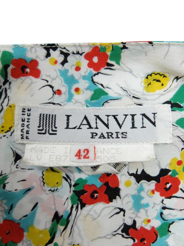 1970s Lanvin