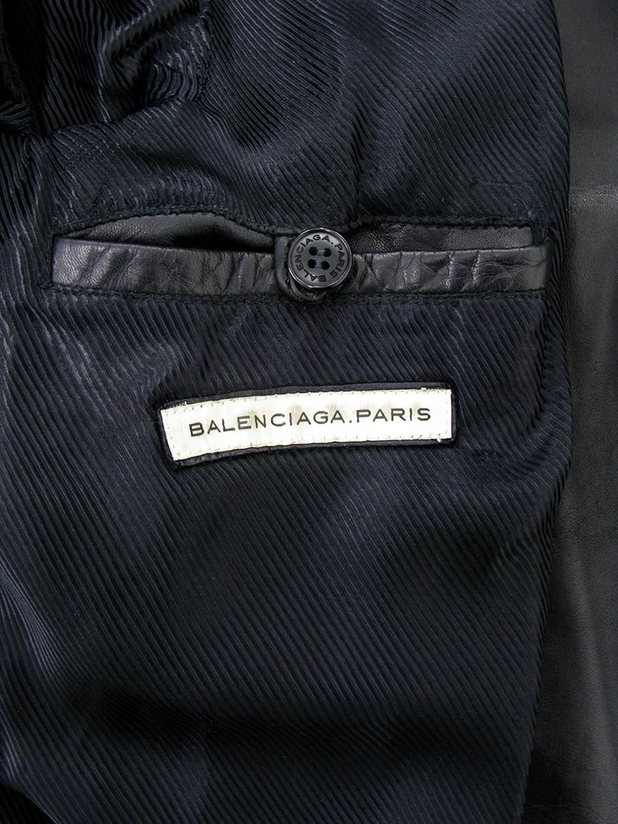 BALENCIAGA BY NICOLAS GHESQUIERE 2007 AW