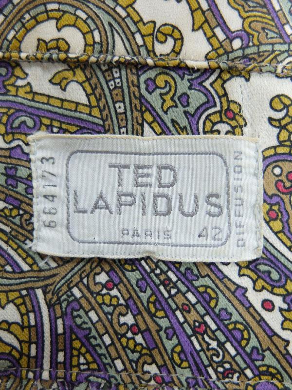 1980s Ted Lapidus