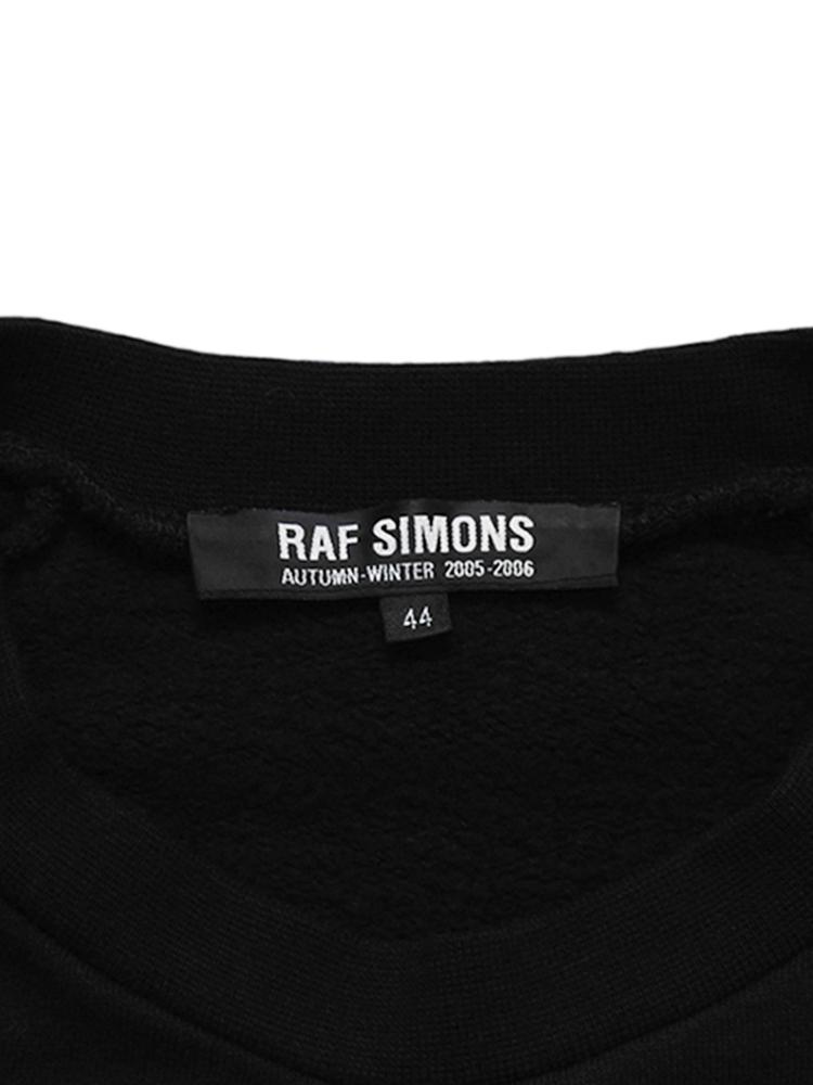RAF SIMONS 2005-06 AW