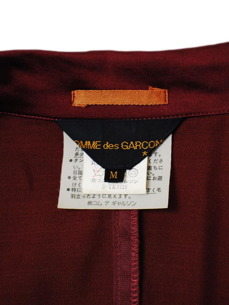 COMME des GARCONS AD1988