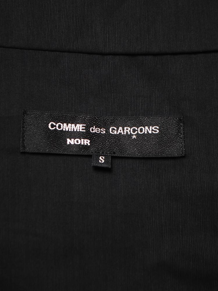 COMME des GARCONS NOIR AD1993
