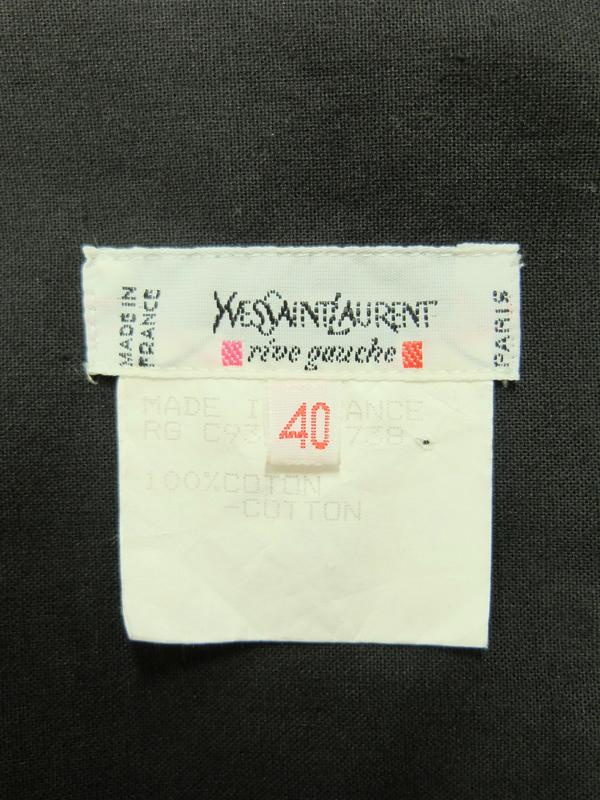 Early 1990s Yves Saint Laurent