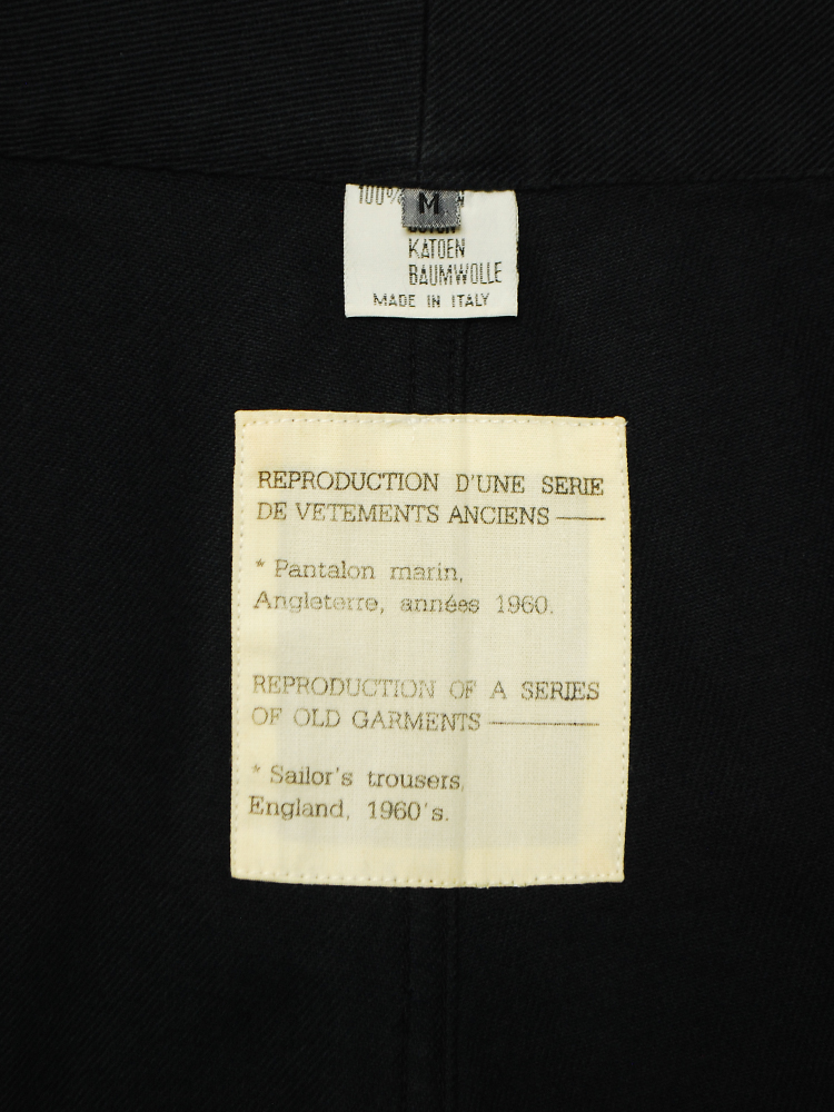 Maison Martin Margiela REPRODUCTION