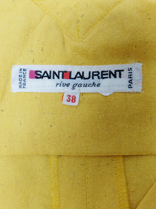 1970s Yves Saint Laurent