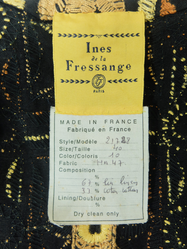 Early 1990s Ines de la Fressange