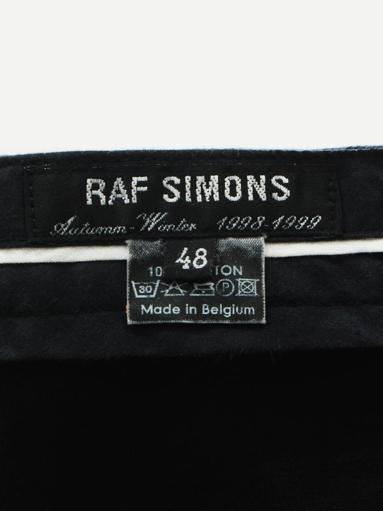 RAF SIMONS 1998-99 AW