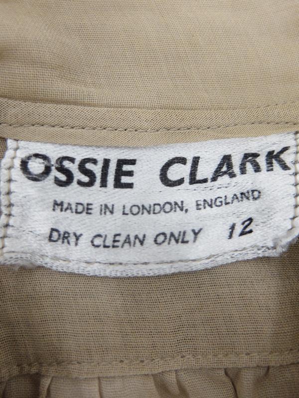 1960s Ossie Clark