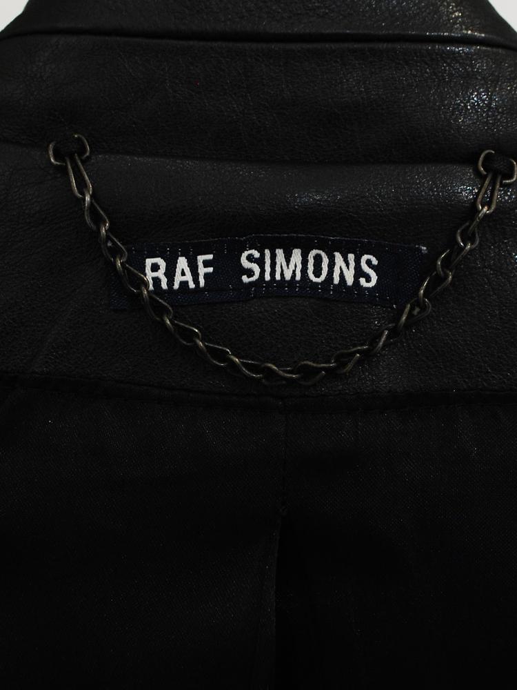 RAF SIMONS 1997-98 AW