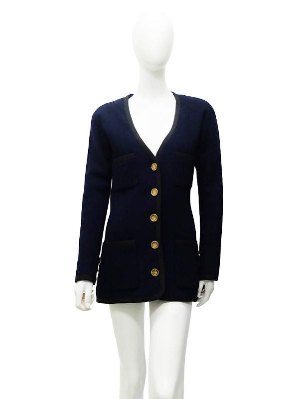 1970s Chanel, haute couture