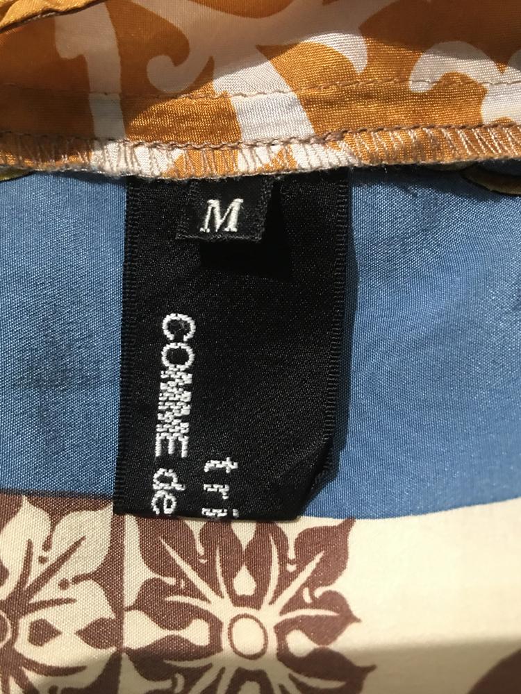 tricot COMME des GARCONS AD2001