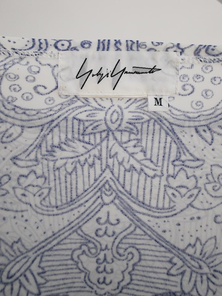 Yohji Yamamoto FEMME 1990s