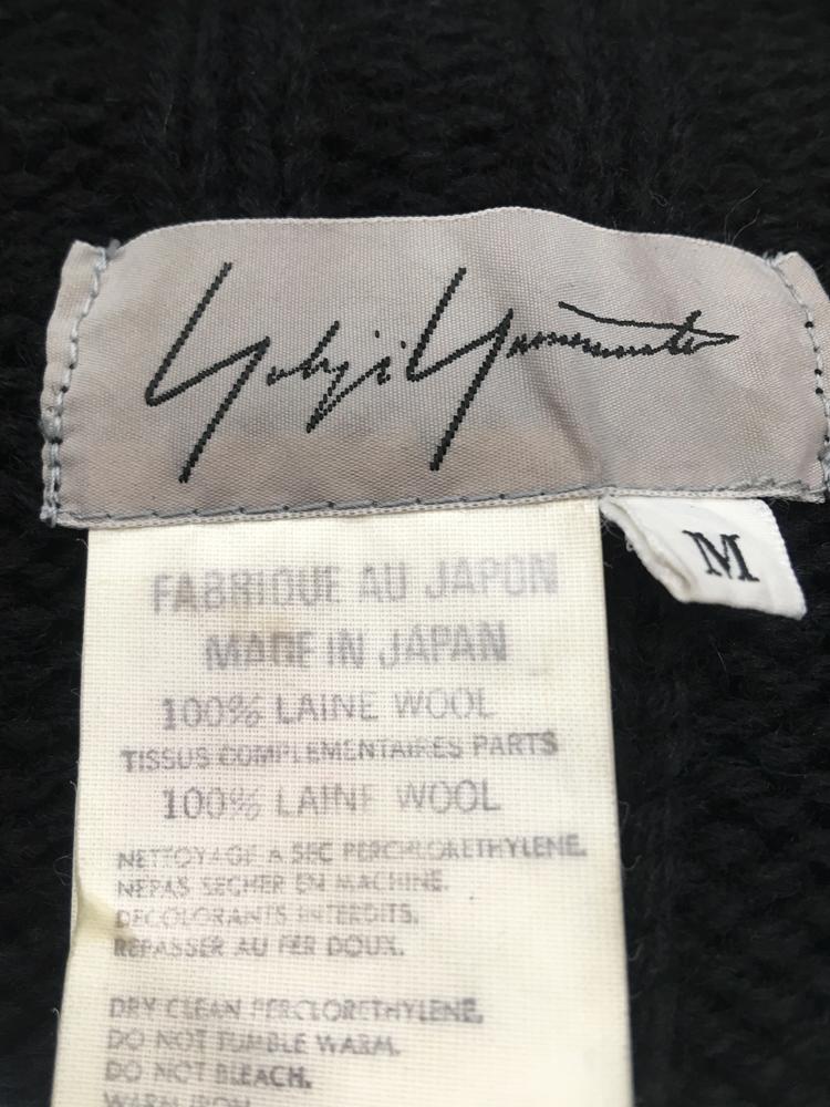 Yohji Yamamoto FEMME 1997 AW