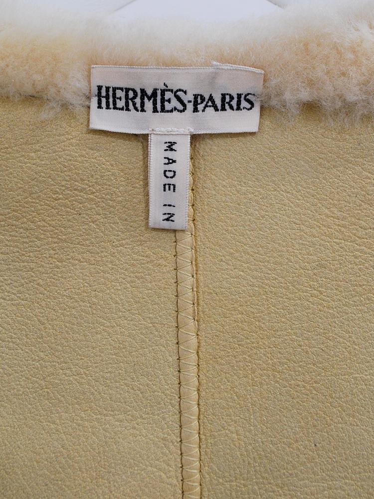 HERMES by Martin Margiela 1998 AW
