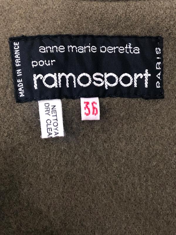 1980s Anne Marie Beretta pour ramosport