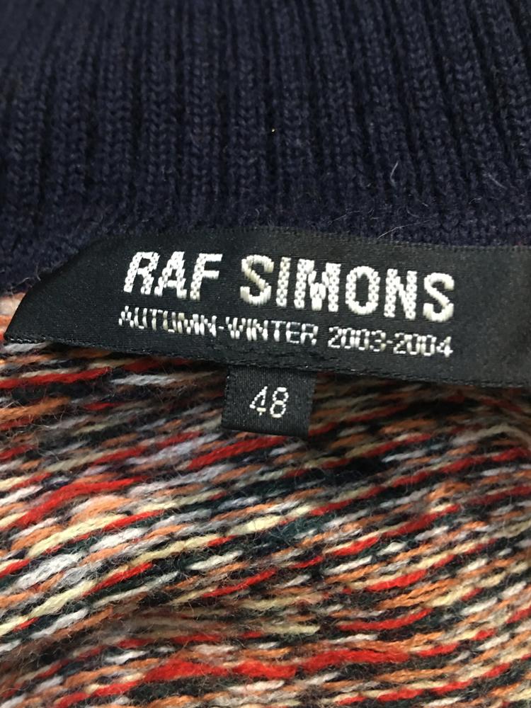 RAF SIMONS</br>2003-04 AW