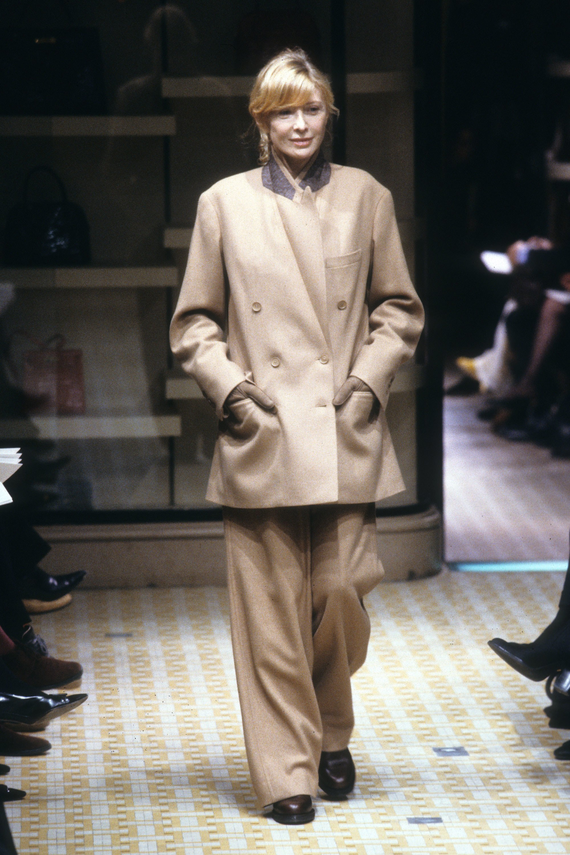 HERMES by Martin Margiela 1998 AW