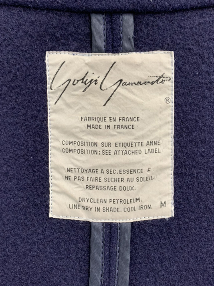 Yohji Yamamoto FEMME 1980s