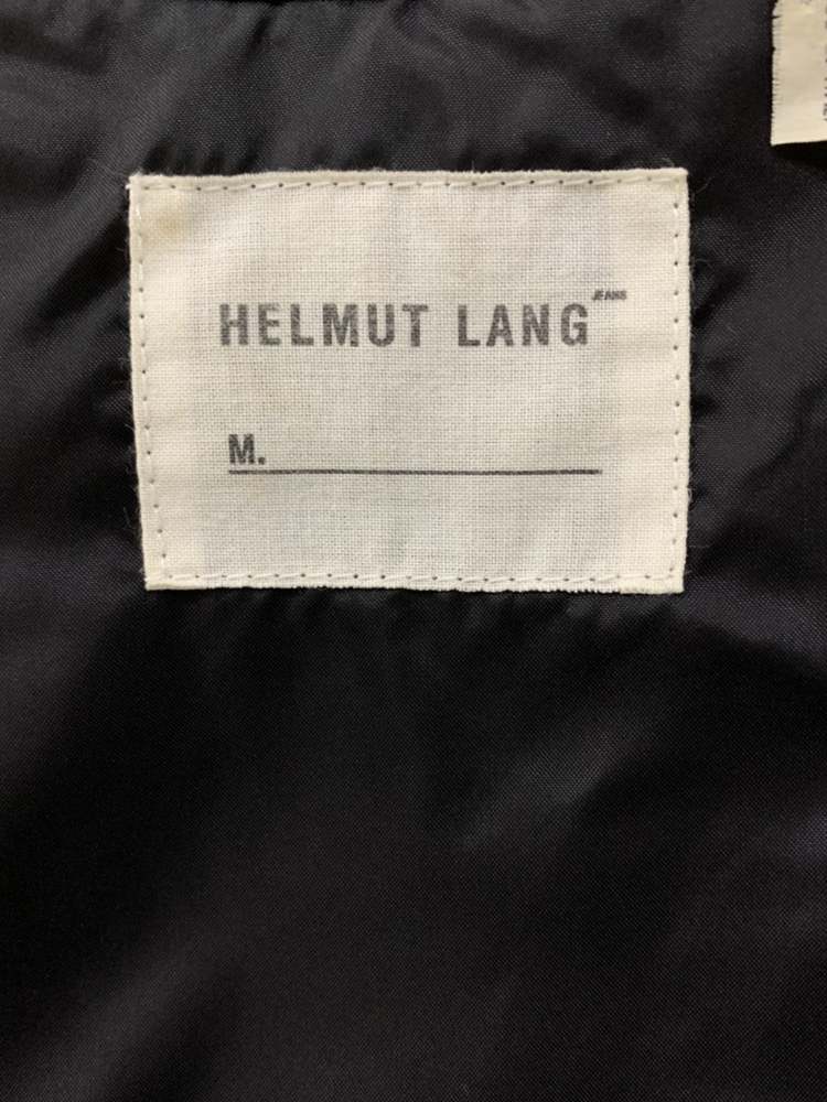 Helmut Lang late 1990