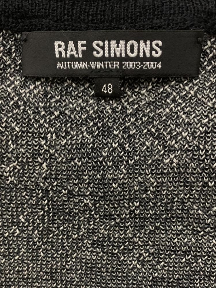 RAF SIMONS 2003-04 AW