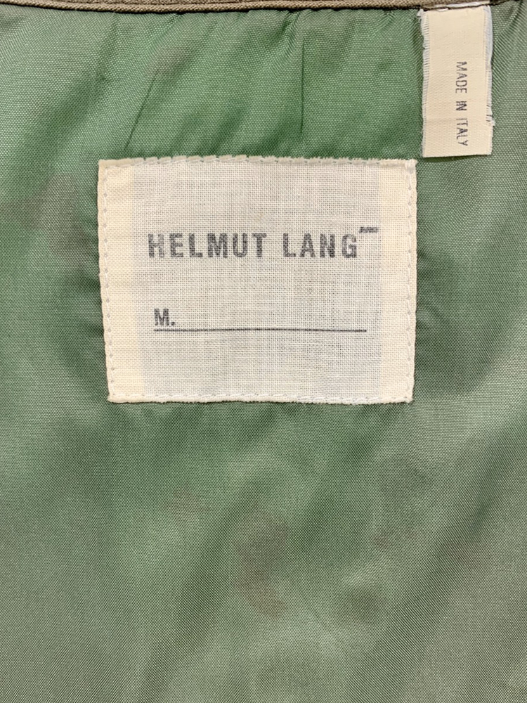 Helmut Lang late 1990