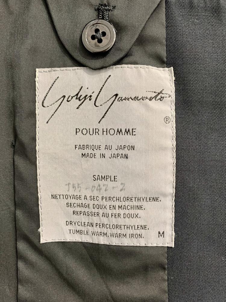 Yohji Yamamoto POUR HOMME</br>sample