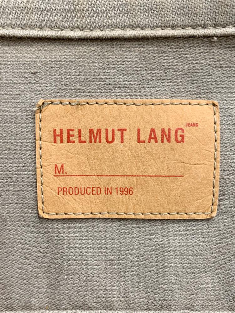 Helmut Lang 1996 AW