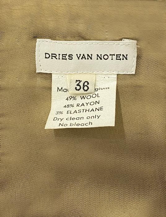 Late 1990s Dries Van Noten