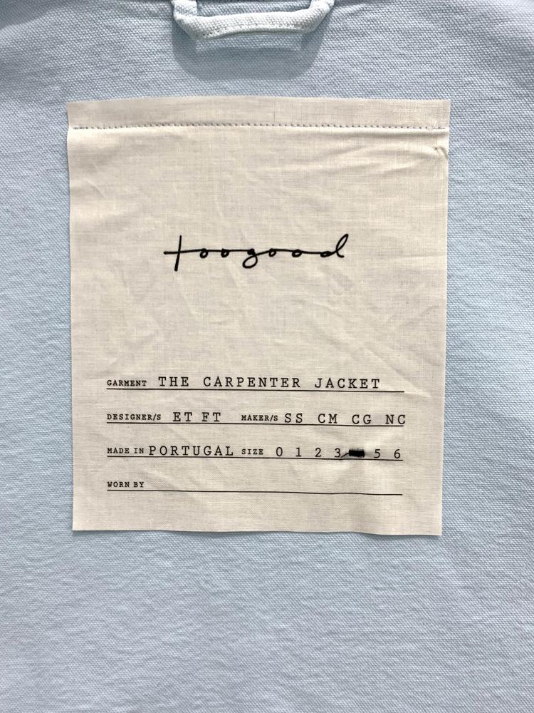 toogood</br>The Carpenter Jacket 4